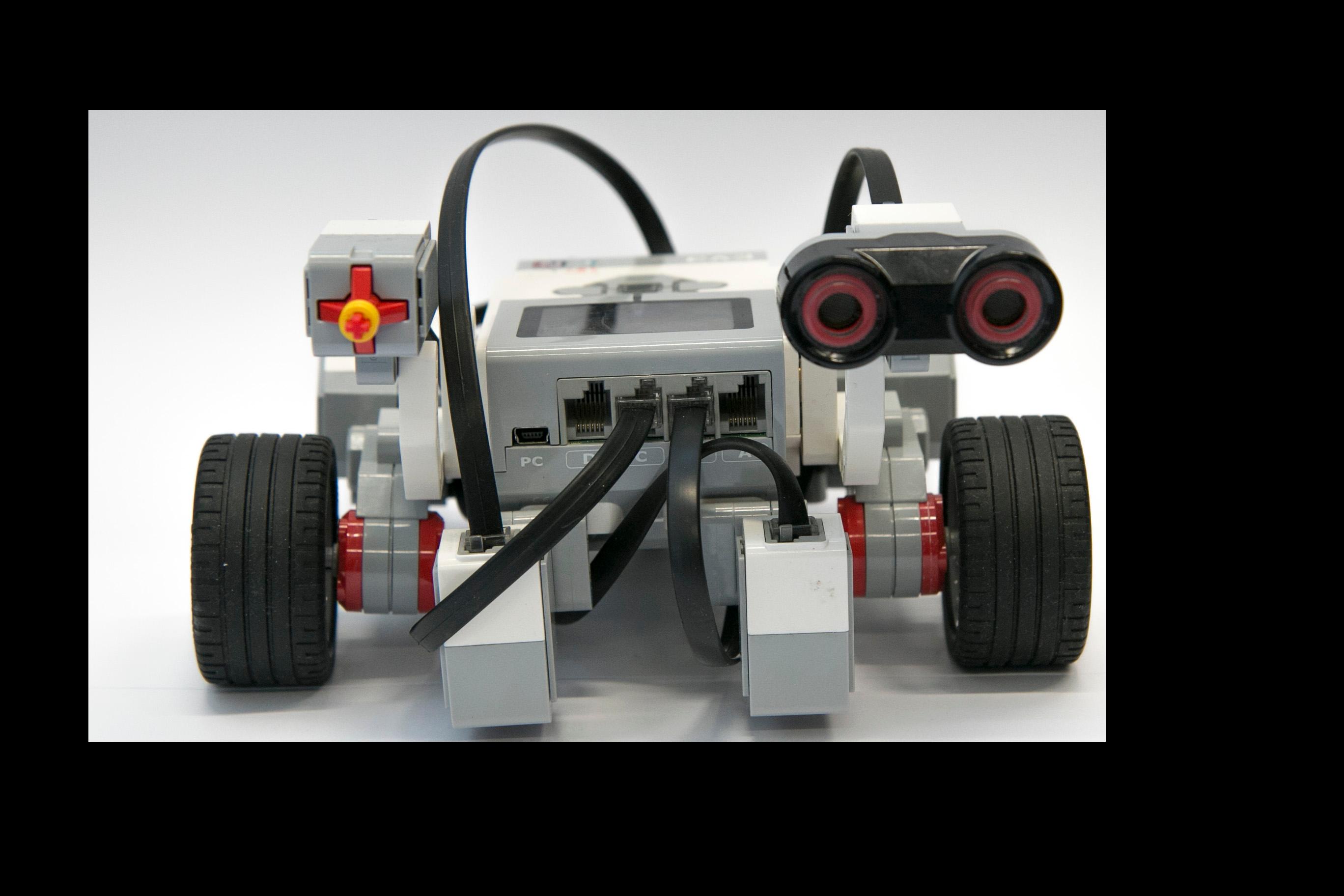 Roboter und mikrocontroller programmieren calliope